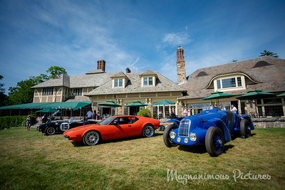 The Tuxedo Club Concours d'Elegance