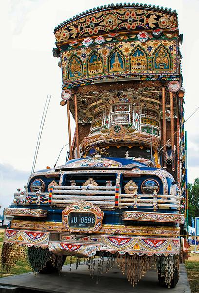 Folklife Festival-Pakistani Truck