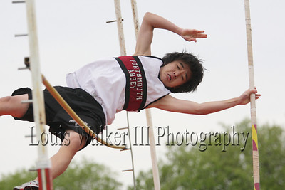 Track and Field - Boys 2008