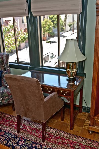 A nice sunny window to write your next novel.
