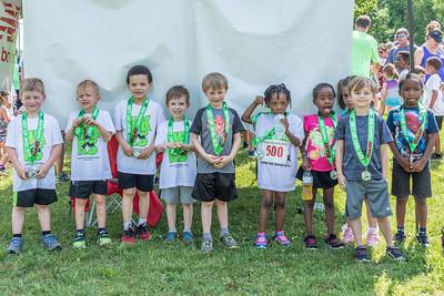 2018 Healthy Kids Running Series Spring Awards