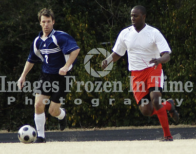 Melchester Wings vs Creswell FC - 2008-2009 Season