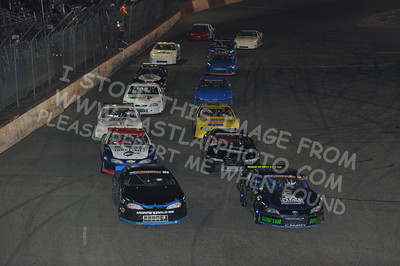 Mid American Stock Car Series Practice & Racing