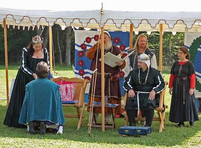 The Coronation of Jason and Gerhild