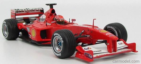 F1 - 2000 - Michael Schumacher