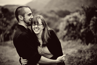 Rachel and Chris : Engagement