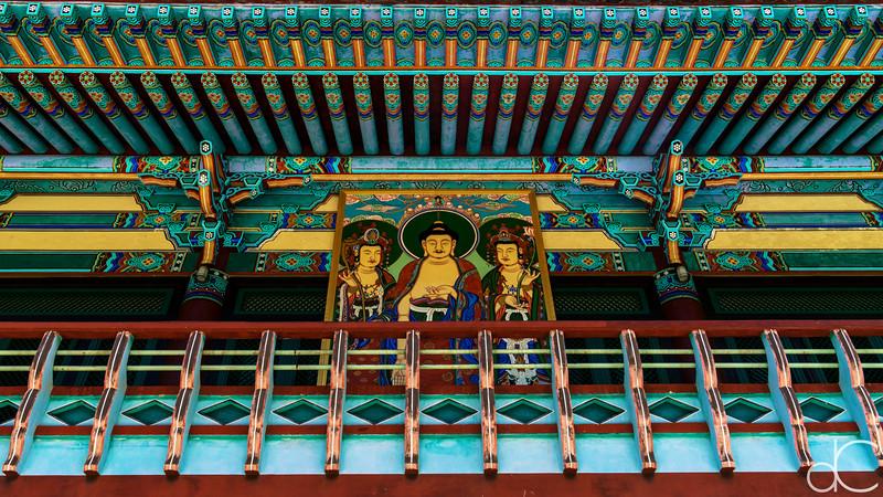 Mu Ryang Sa Temple