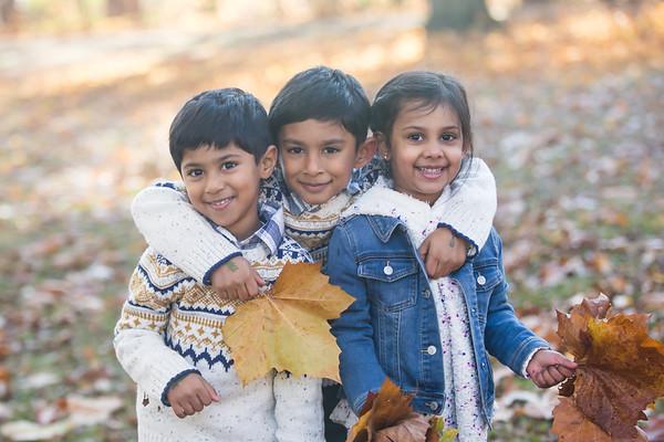 Silpa & Family