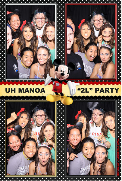 """UH """"2L"""" Party (Stand Up Photo Booth)"""