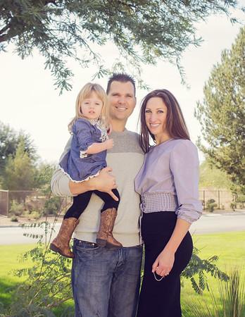 Stidham Family