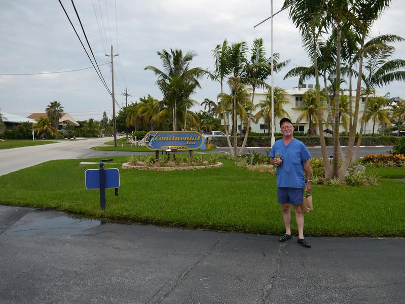 Continental Inn - Our condo in Key Colony Beach, Florida