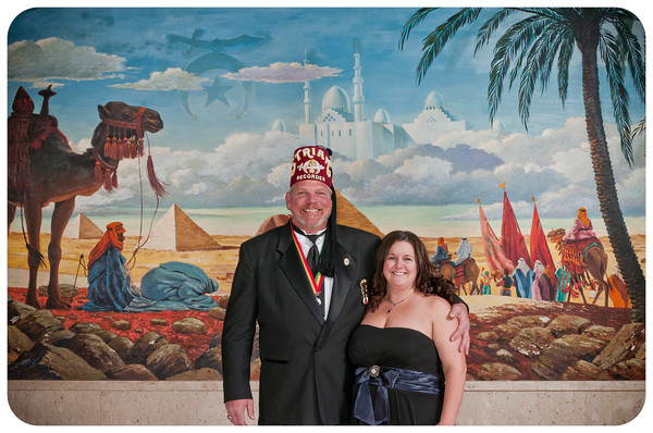 Shriners Event January 7, 2011