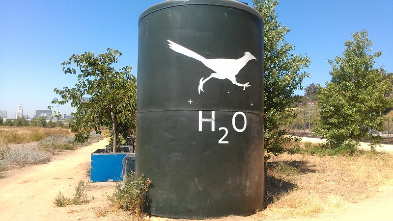 H20 Container #2