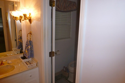 Bathroom before and after remodeled 11-1-13