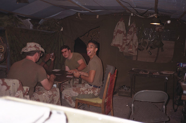 1990 10 - Desert Shield