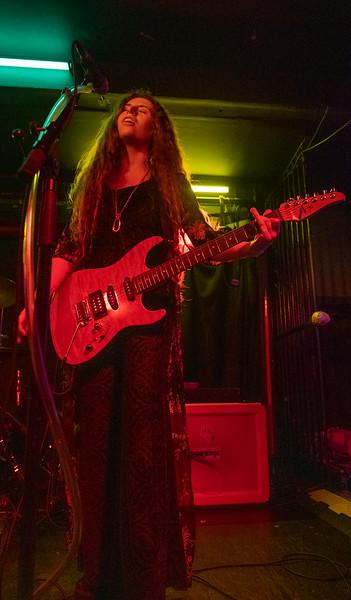 Hannah Wicklund & The Steppin Stones @ O2 Academy Islington