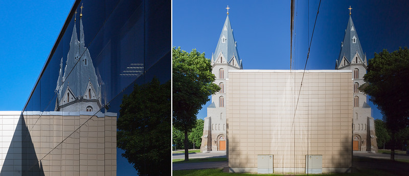 Viru Maakohus / Narva Aleksandri kirik, Narva