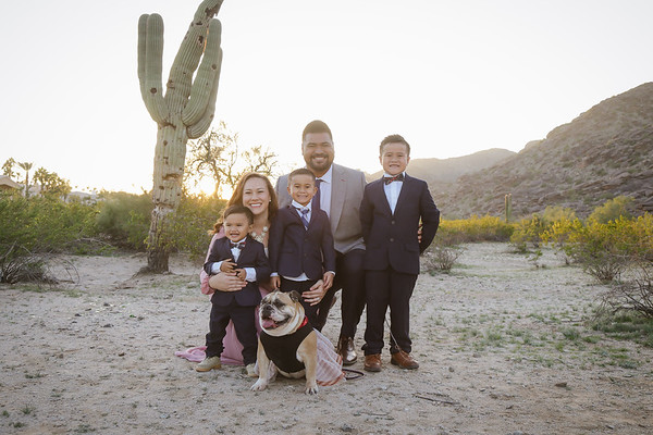 Ashley and Mike {Family 2018}