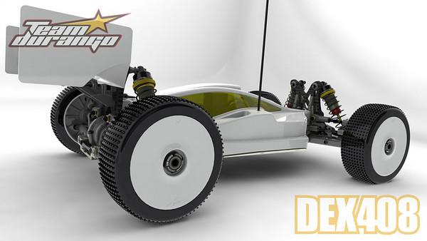 Team Durango DEX408