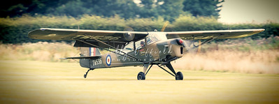 East Kirkby Airshow