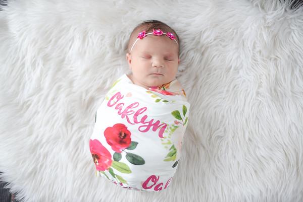 Baby Oaklyn