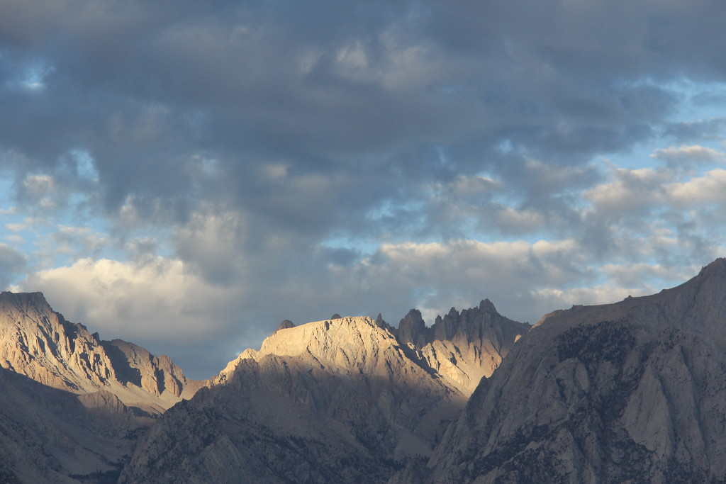 Sierras at Dawn 5, Lone Pine, California