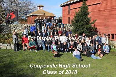 CHS Class of 2018 Class Photo
