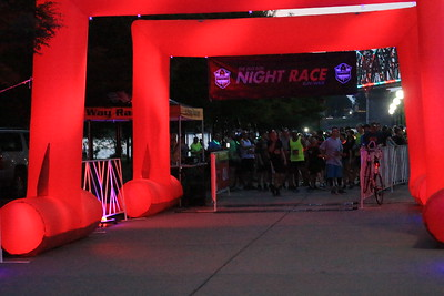 Louisville -  Glo Run Night Race