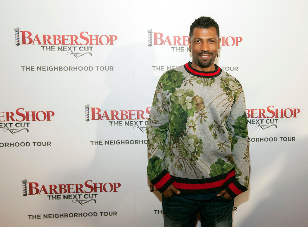 ". Actor-comic Deon Cole, who has a recurring role on the ABC sitcom �Blackish,� attends at the Chicago Premiere of �Barbershop: The Next Cut� in March. Cole will perform stand-up at the Cleveland Improv Jan. 6-8. For information, call 216-696-4677 or visit <a href=""http://ClevelandImprov.com\"">ClevelandImprov.com</a>. (Associated Press file)"