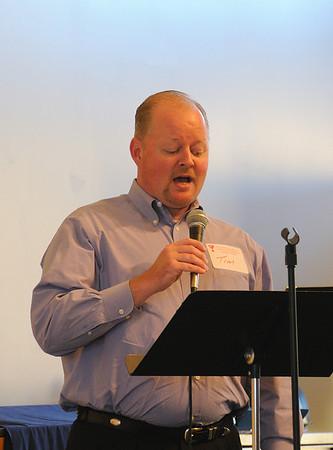 October 19, 2008 Worship Service