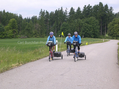Cycling Trips: Czech Republic 2005