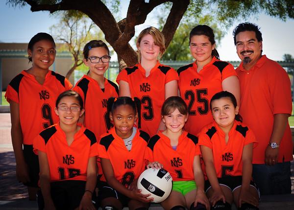 NYS Volleyball 2012 - Tucson Arizona