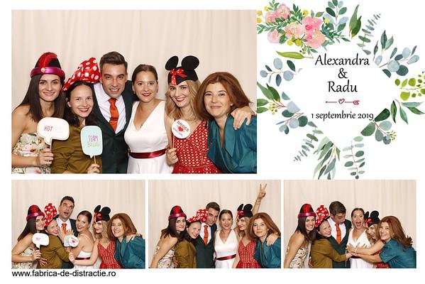 Alexandra & Radu - Nunta Ploiesti