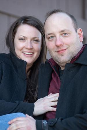 E-session for Laura & Chris