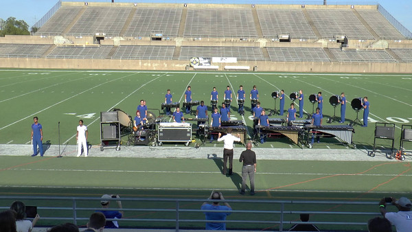 Plano Drumline Competition 9/26/2015