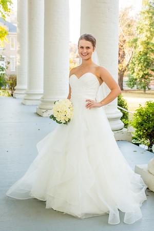 Erin W - bridals