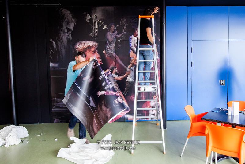 Want ontwerp Theater 2 Hondjes Hellevoetsluis