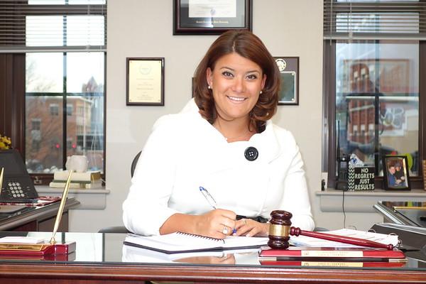 Mayor Erin Stewart 1