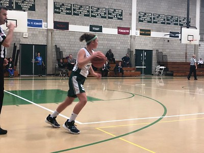 Middle School Whites Basketball vs Christina Seix Academy