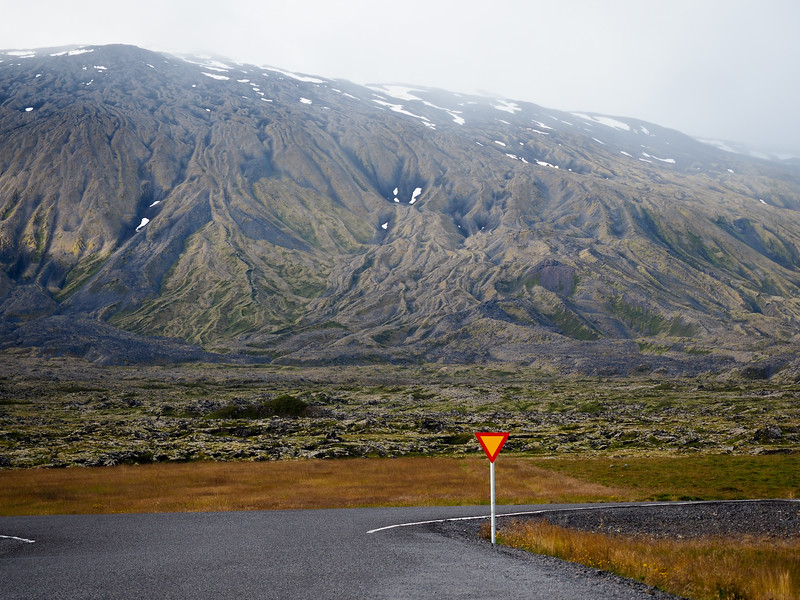 Snæfellsjökull in Iceland