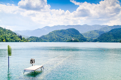 Lake Bled and Lake Bohinj