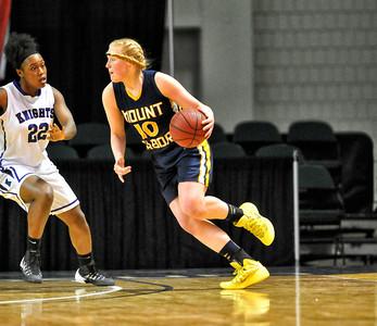 Mt. Tabor vs Ardey Kell NCHSAA Girls Basketball Regional Playoff