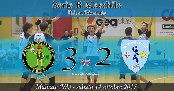 1^ Yaka Volley - Pallavolo Novi Ligure