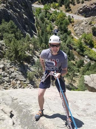 2019 09 22 Cameron Rock Climbing