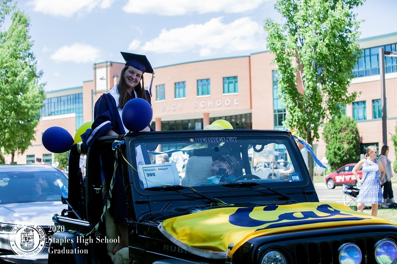 Dylan Goodman Photography - Staples High School Graduation 2020-623.jpg