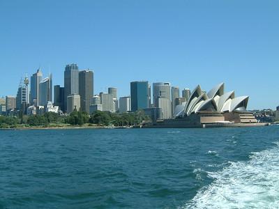Weekend in Sydney