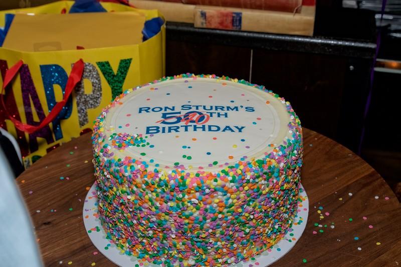 Ron's Birthday Party