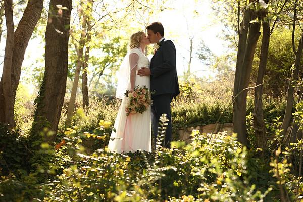 Rachel Tuley and Eric Jackson Wedding