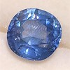 6.02ct Blue Sapphire, Loose 1