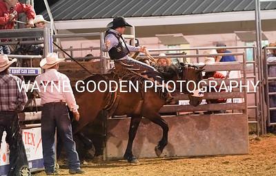 Jake Finaly Saddle Bronc